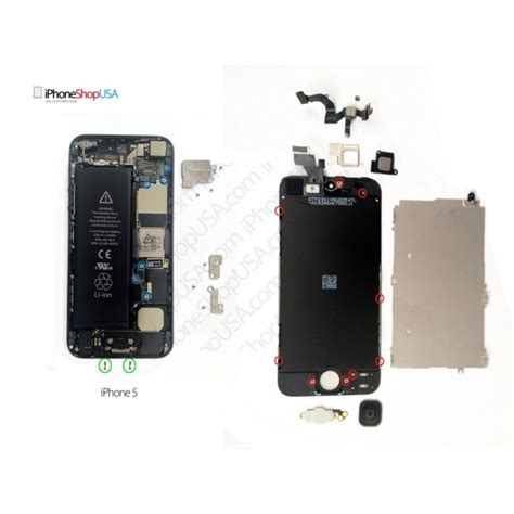 iphone screws iphone 5 printable organizer sheet iphoneshopusa
