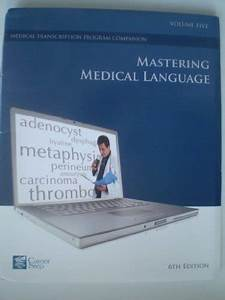 Cheap Medical Transcription, Books, Subjects, Medical ...