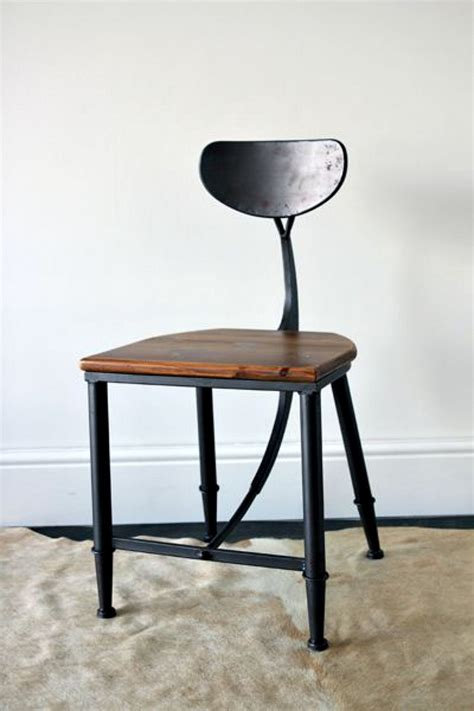 industry foundry dining chair mad about the house