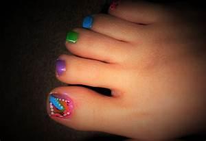 Modelos de uñas para pies: Estilos y Diseños para todos los gustos Entre Bellas