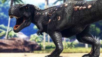 Ark Survival Evolved Wallpapers Rex Background Tyrannosaurus
