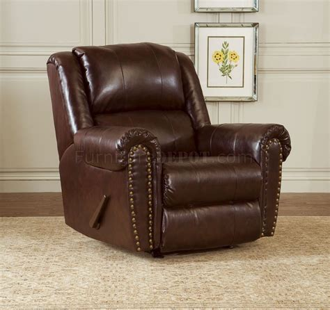brown leather recliner sofa set cognac brown bonded leather sofa chair set w reclining seats