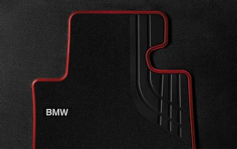 bmw floor mats 2 series bmw genuine tailored textile front floor mats sport f30