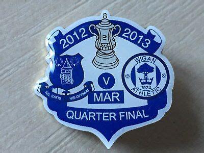 Everton FC v Wigan Athletic FC-FA Cup Qtr FINAL - MAR ...