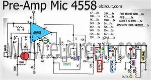 1000w Audio Power Amplifier Circuit Diagram
