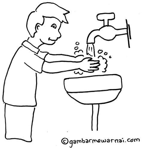 Menurut ketua komisi iv dprd tabanan, i gusti komang wastana, pihaknya sudah menggelar … Contoh Gambar Mewarnai Anak Mencuci Tangan | Kartun