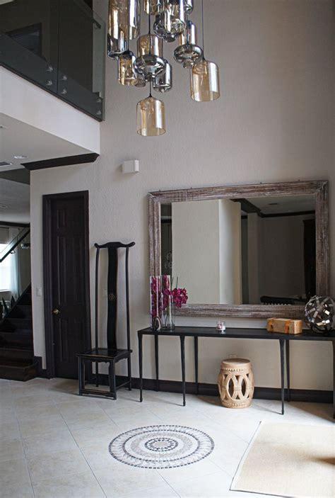 modern foyer enchanting entry