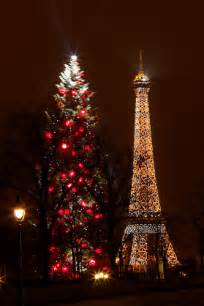christmas tree and eiffel tower flickr photo sharing