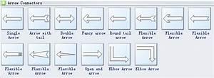 Arrows Diagram Symbols