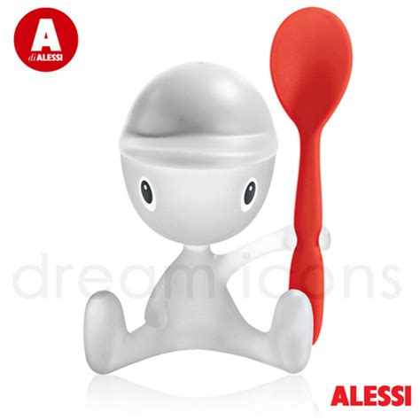 Alessi Cico Egg Cup, by Stefano Giovannoni   Ice Designs [ASG23 I]   £12.50 : Dream Icons