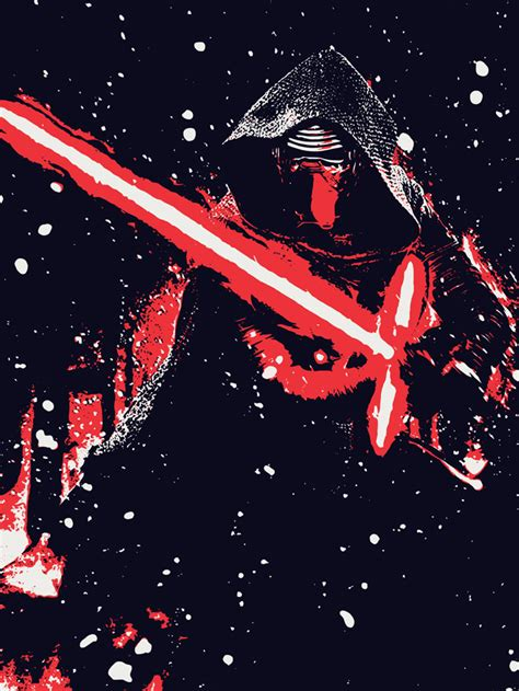 fonds decran star wars  force awakens pour son