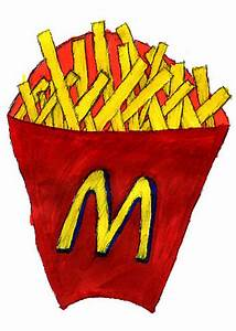McDonald's French Fries by YoshiOG1 on DeviantArt