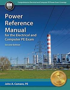 9781591265023  Power Reference Manual For The Electrical