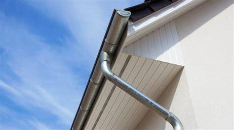 Aluminum Galvanized Steel Gutters Pros Cons