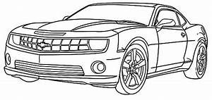 chevy camaro cars coloring pages transportation coloring With chevy camaro rs