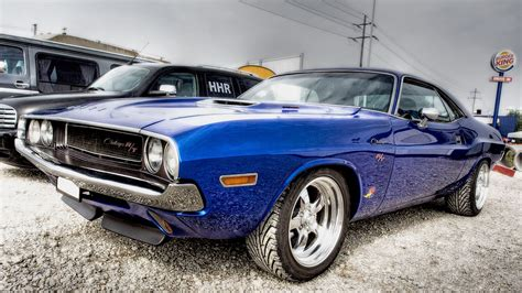 Dodge Pretty Much Ruled The 70s.