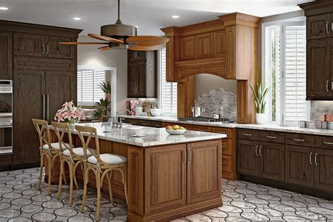 select kitchen cabinets aberdeen valley forge 2152 cherry sapele 2152