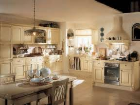 Country Home Interior Design Kitchens