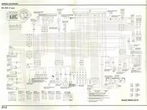 2003 Honda Cbr 600 F4i Wiring Diagram