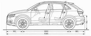 Audi Q3 - Abmessungen  U0026 Technische Daten