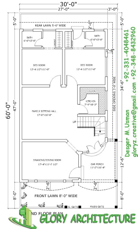 house planelevationd view drawings pakistan