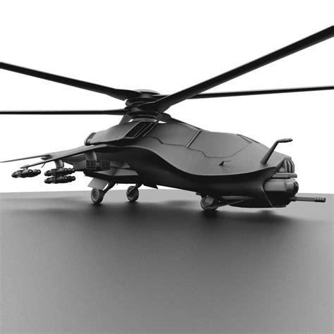 Future Military Helicopter Concepts