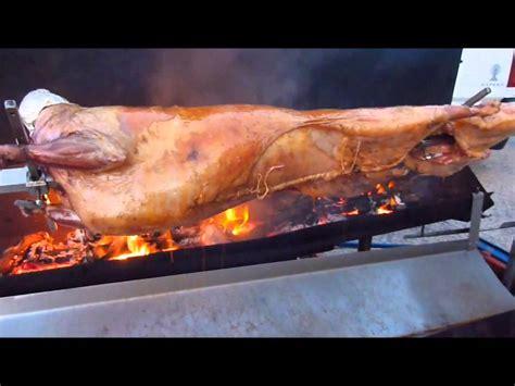comment cuisiner un gigot d agneau agneau farci et culotte d agneau 224 la broche
