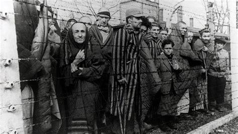 Concentration Holocaust Color Camps