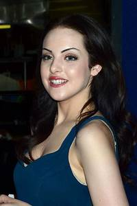Go Magazines: 2011 Elizabeth Gillies Pictures