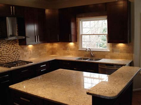glowing countertop kitchen installing resin countertops for glowing kitchen design with white marble style