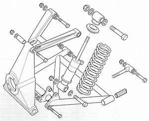 Cerbera  Griffith Rear Suspension  Hub Assembly