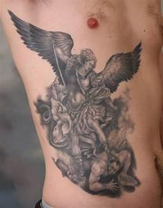 Supernova Tattoo Saint Michael tattoo | Tattoos ...