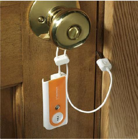 Bedroom Door Alarms by Types Of Door Alarms Get Secure With Alarm Systems
