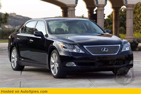 Fully Loaded Lexus Ls460l Less Expensive Than Base