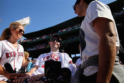 boston college  wake forest reflections  pete frates