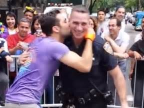 Cop gay mouth pic
