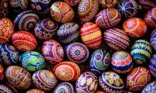 pysanky dyes easter egg colors around the world sensational color