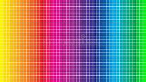 Color Spectrum Abstract Background  Beautiful Col Stock