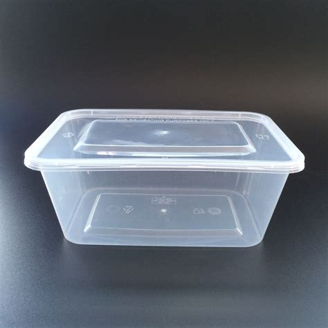 disposable plastic food containers deli food storage
