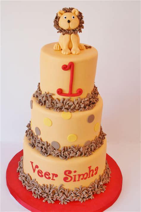 Birthday Cakes New Jersey  Lion Custom Cakes
