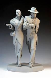 Outstanding Sculptures – Mark Newman | 100knot