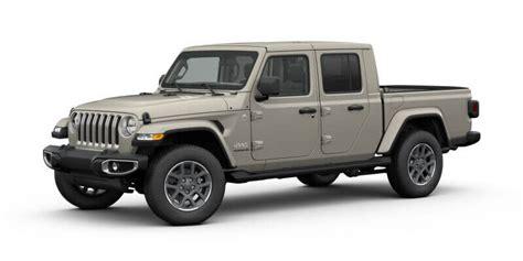 jeep gladiator color options addictive desert designs