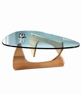 Table Basse Design Bois : table basse design en verre et bois boomy decome store ~ Teatrodelosmanantiales.com Idées de Décoration