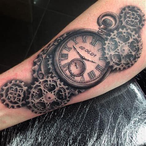 steampunk tattoo designs ideas design trends
