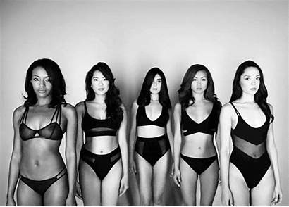 Casting Giphy Lingerie Call Gifs Behind Models