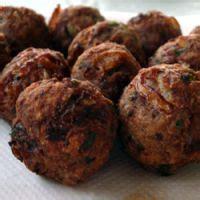 cuisiner des boulettes de viande imprimer recette boulettes de viande aux herbes