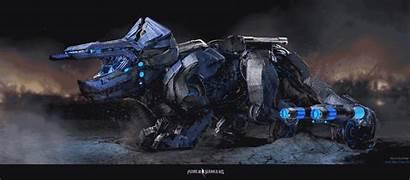 Rangers Power Zord Concept Zords Triceratops Ruiz