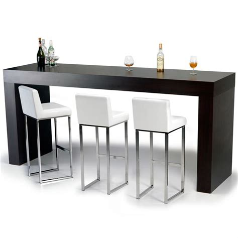 table de bar pour cuisine table a manger de bar