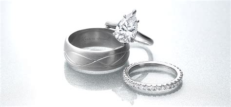 7 ideas to customize your wedding rings platinum jewelry