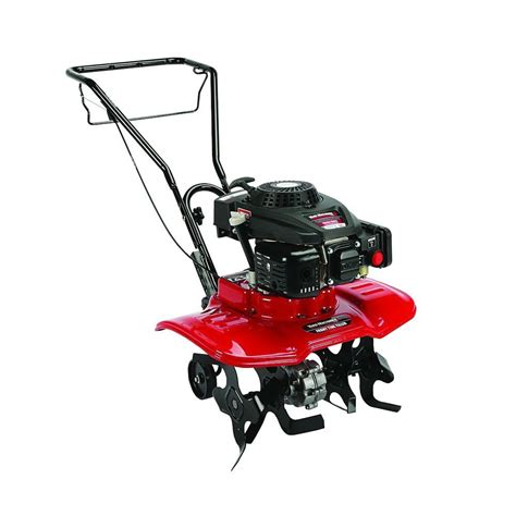 Rototiller Home Depot by Yard Machines 24 In 159cc Front Tine Forward Rotating Gas